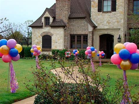 Balloon Topiary - balloon topiary party ideas pinterest outdoor pathways and topiaries