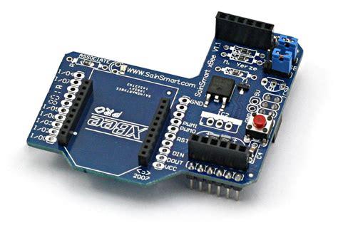 Promo Xbee Shield For Arduino sainsmart xbee shield module for zigbee arduino uno duemilanove mega 1280 2560 shields