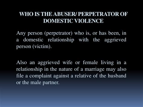 section 23 of domestic violence act domestic violence act 2005