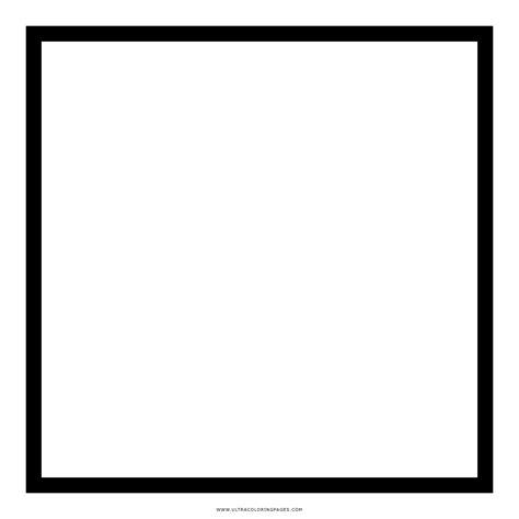 un cuadrado dibujo de cuadrado para colorear ultra coloring pages