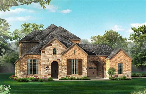 new home plan 616 in prosper tx 75078