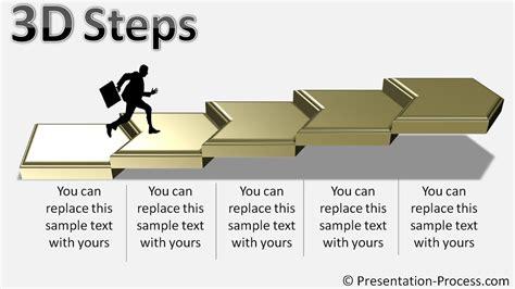 create  steps  smartart powerpoint smartart