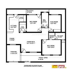 home design plans 30 50 house plan for 60 by 50 plot plot size 333 square yards gharexpert