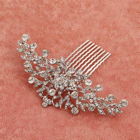 wedding hair accessories rhinestones rhinestone wedding hair accessories
