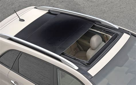 2013 kia sorento panoramic sunroof photo 7