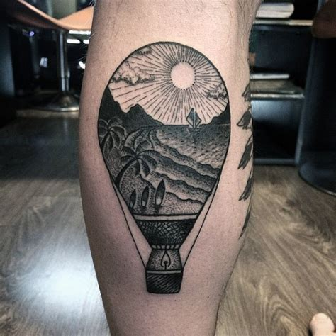 cool calf tattoos for men 70 sun designs for a symbol of and light