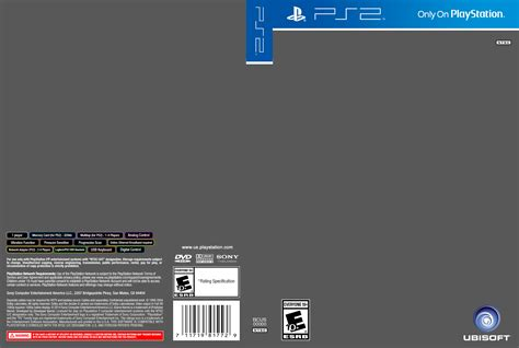 ps2 cover template by etschannel on deviantart