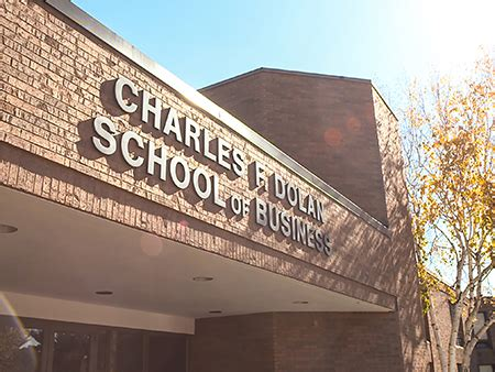 Fairfield U Mba Requirements by Fairfield S Dolan School Of Business Graduate