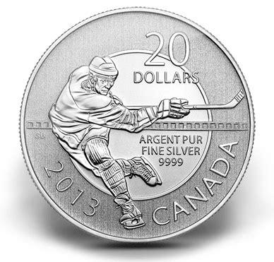Royal Syari Mint royal canadian mint 20 for 20 silver coin hockey