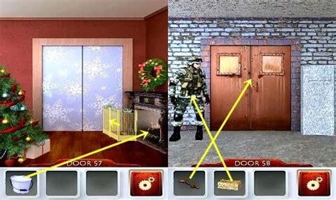 100 floors level 57 hint best app walkthrough 100 doors 2 walkthrough level