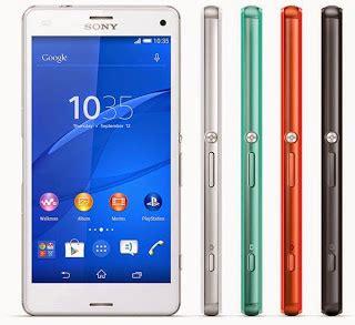 Hp Sony Z3 Compact Terbaru harga sony xperia z3 compact d5803 januari 2017