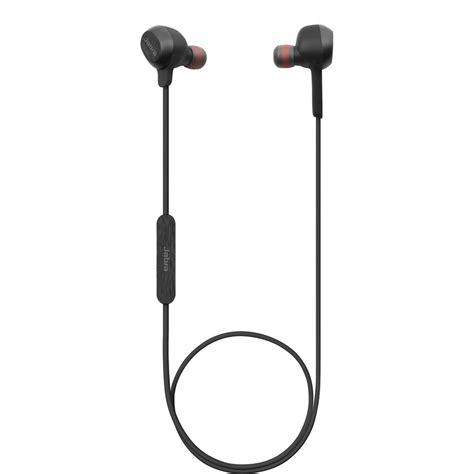 Jual Jabra Rox Wireless Bluetooth Stereo Earbuds Black Ck505 jabra rox wireless in ear headphones black 100 96400000 02 b h