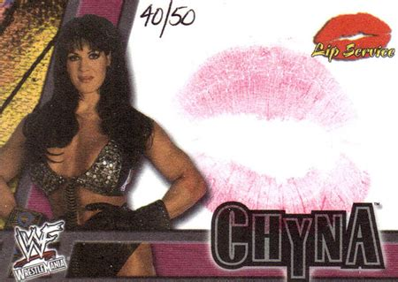 Chyna Back Door by Chyna Tna Wax Heaven 2 0