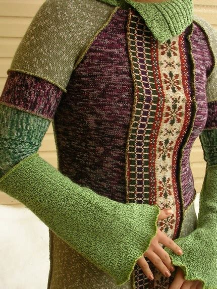 learn to knit a sweater 25 best ideas about upcycled sweater on
