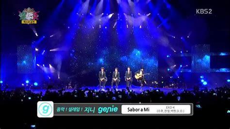 download mp3 exo sabor a mi exo k sabor a mi live cover