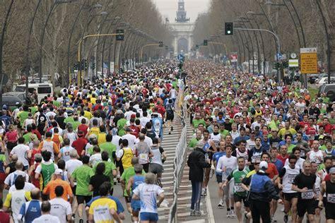 alimentazione settimana prima della maratona il giorno della maratona cosa fare