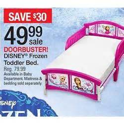 Toddler Bed Black Friday Deals Disney Frozen Toddler Bed At Shopko Black Friday 2014