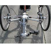 David Bruce Trikes Featuring Custom Made Front Wheel Drive