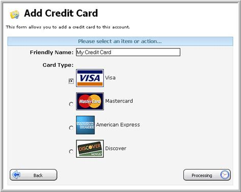 Visa Gift Card Name On Card - how to add a new credit card to my billing menu applied innovations