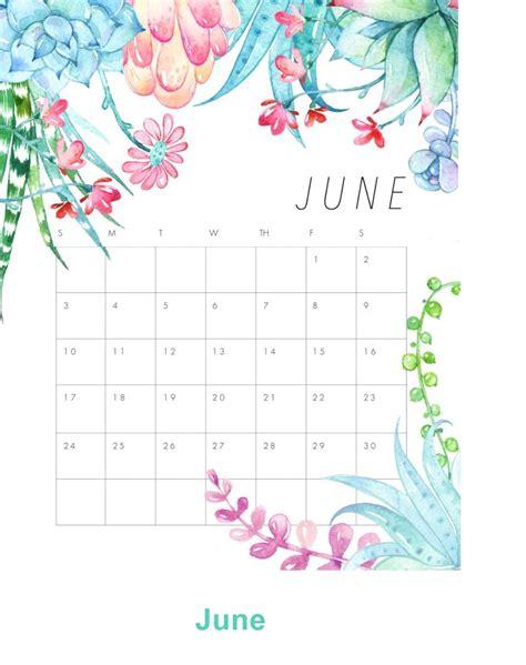 free beautiful editable 2018 calendar template home printables