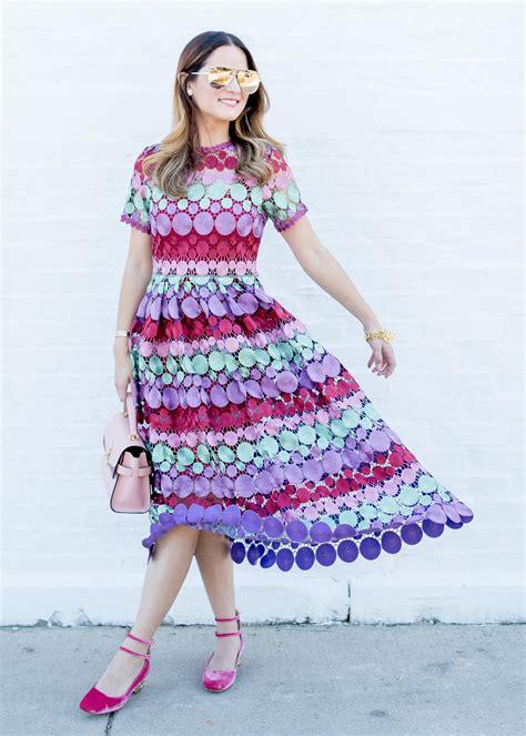 Dress Marcellina dress style charade