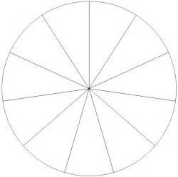 pie chart template diy pie chart templates for teachers student handouts