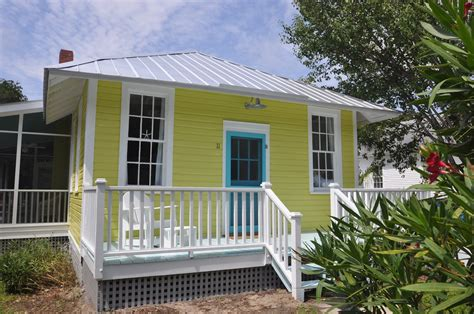 Tybee Cottages by Coslick Cottages Cottage On The Green Tybee Island Ga