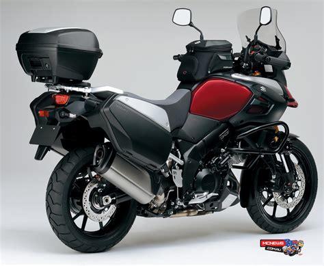 Suzuki Vstrom Dl 1000 Suzuki Dl1000 2014 Accessory Images