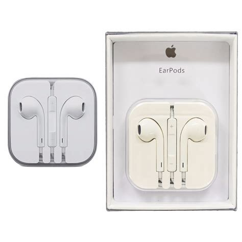 Earpods Samsung Original 100 earpods 100 originales apple iphone ipod nuevos