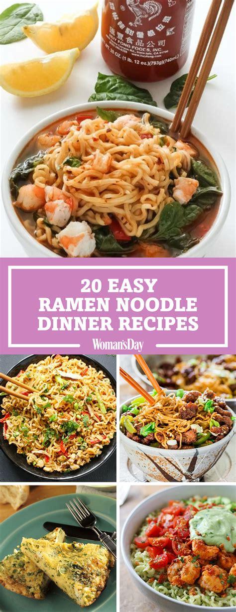 20 easy ramen noodle recipes best recipes with ramen noodles