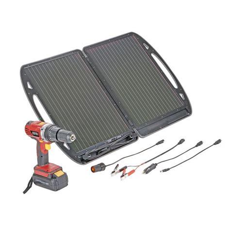 harbor freight solar light 13 watt briefcase solar charger solar solar charger and