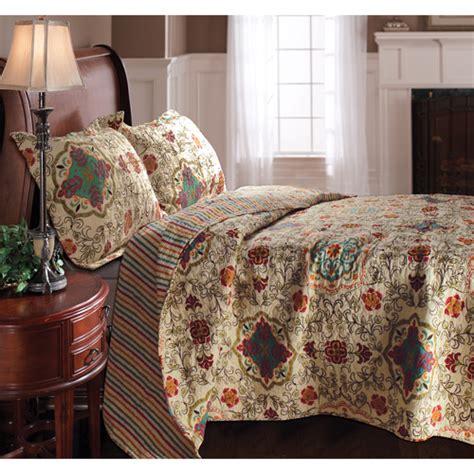 Global Trends Chelsea Reversible Quilt Set Walmart Com Chelsea Bed Set