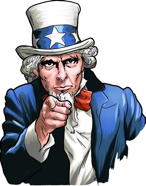 uncle sam images clipart best