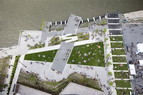 the edge park by w architecture 171 landscape architecture