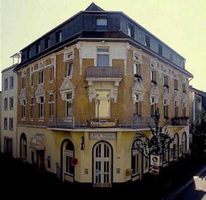 haus hindenburg königswinter koenigswinter hotel hotel haus hindenburg