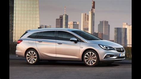vauxhall astra sports tourer  car review youtube