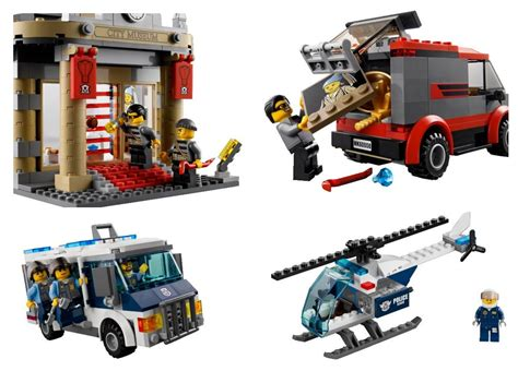 Set Tefity 3in1 Mus lego city museum in byrnes