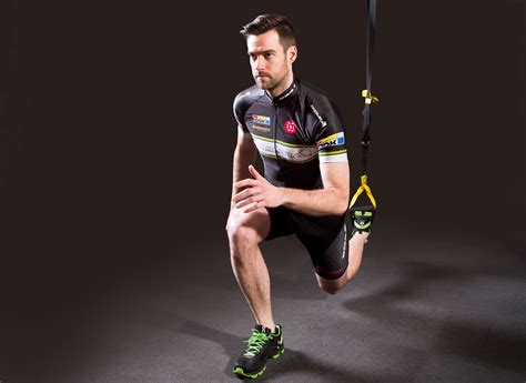 certified trainer trx indoor workouts and to practise cycling weekly