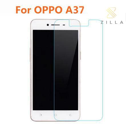 Oppo Tempered Glass A37 zilla 2 5d tempered glass curved edge 9h 0 26mm for oppo