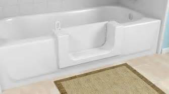 safety step walk in bathtub access for handicap and seniors
