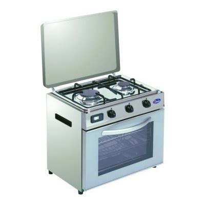 Oven Kue Gas Golden baby oven butane and propane gas cooker hob and oven