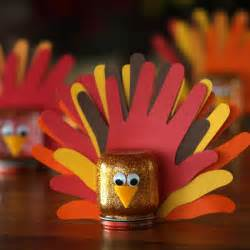 thanksgiving kids crafts blissfully domestic