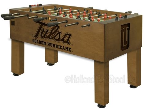 of tulsa foosball 100 made in usa
