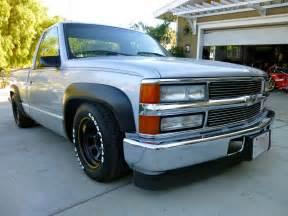 1989 chevy ck1500 custom nascar tribute lowered slammed