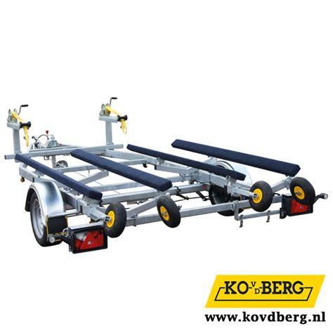 pega euroliner boottrailer pega boottrailers ko van den berg levert uw pega