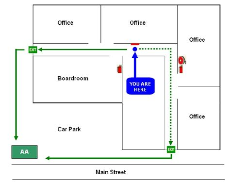 evacuation plan template nsw 28 images office