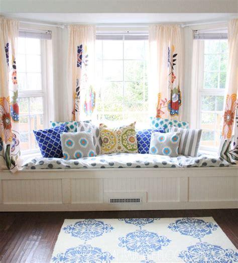 beautiful window seats 出窓のインテリア 見違えるほどオシャレに変身する12の技