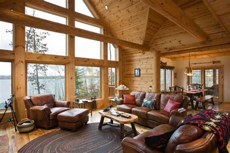 log cabin great room pictures log cabin great room for the home pinterest