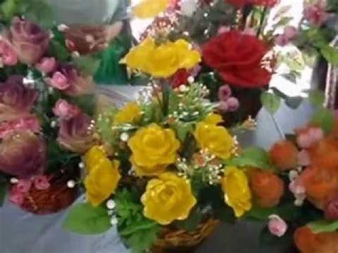 bunga  botol plastik youtube