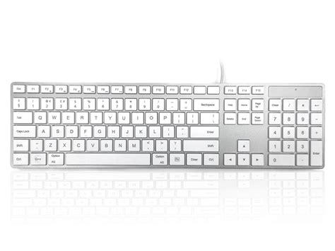 Mac Keyboard kybac301 usbmacw accuratus 301 mac usb wired size